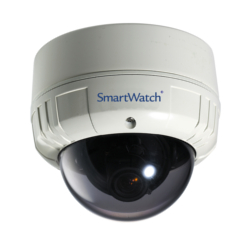 SmartWatch Vandal Resistant Day-Night Dome Camera